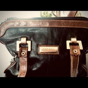🖤🤎Capezio the Original in Brown & Black Leather
